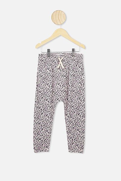 Lexi Pant, BLUSH MARLE/ANIMAL TEXTURE