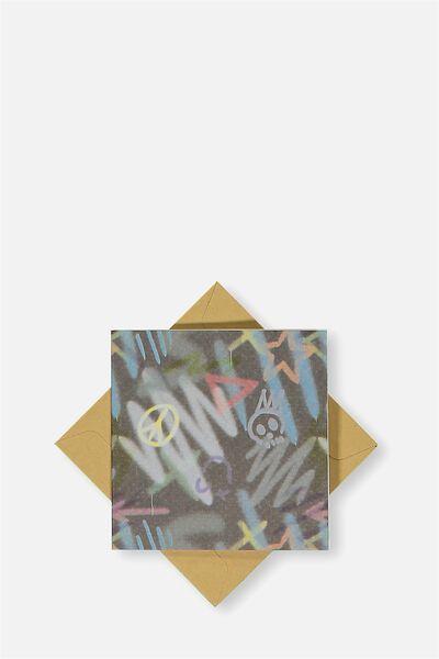 Gift Cards, GRAFITI