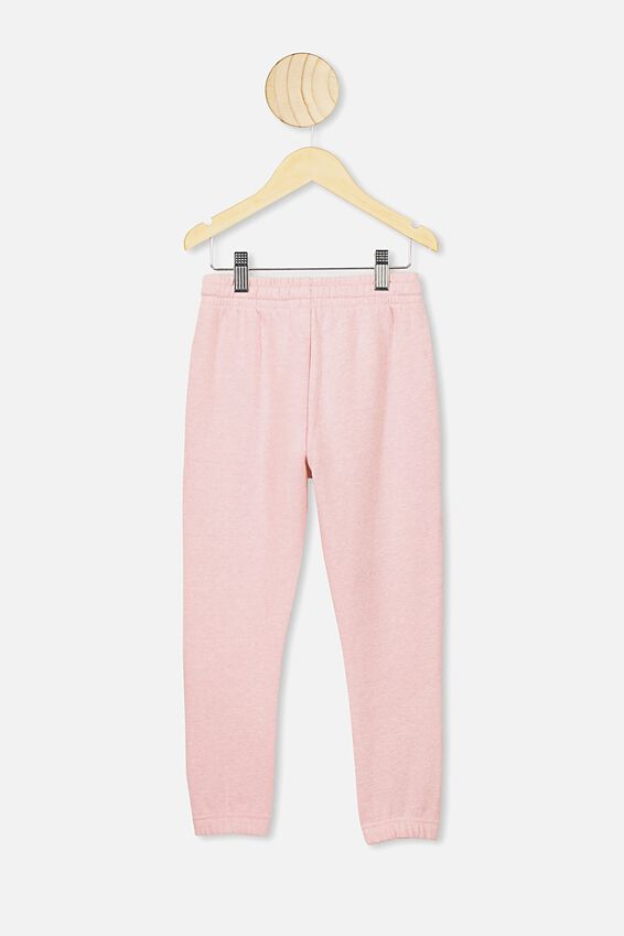 Kiera Cuff Trackpants, MARSHMALLOW MARLE