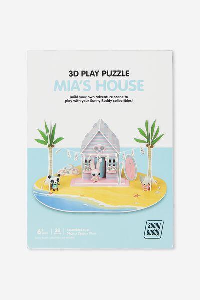 Sunny Buddy 3D Puzzle Play, MIA HOUSE