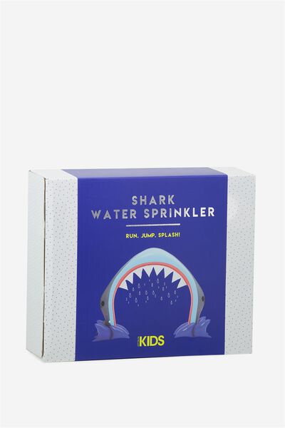 Kids Shark Sprinkler, MULTICOLOURED2
