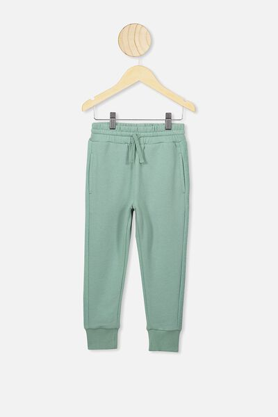 Heritage Trackpant, MALACHITE