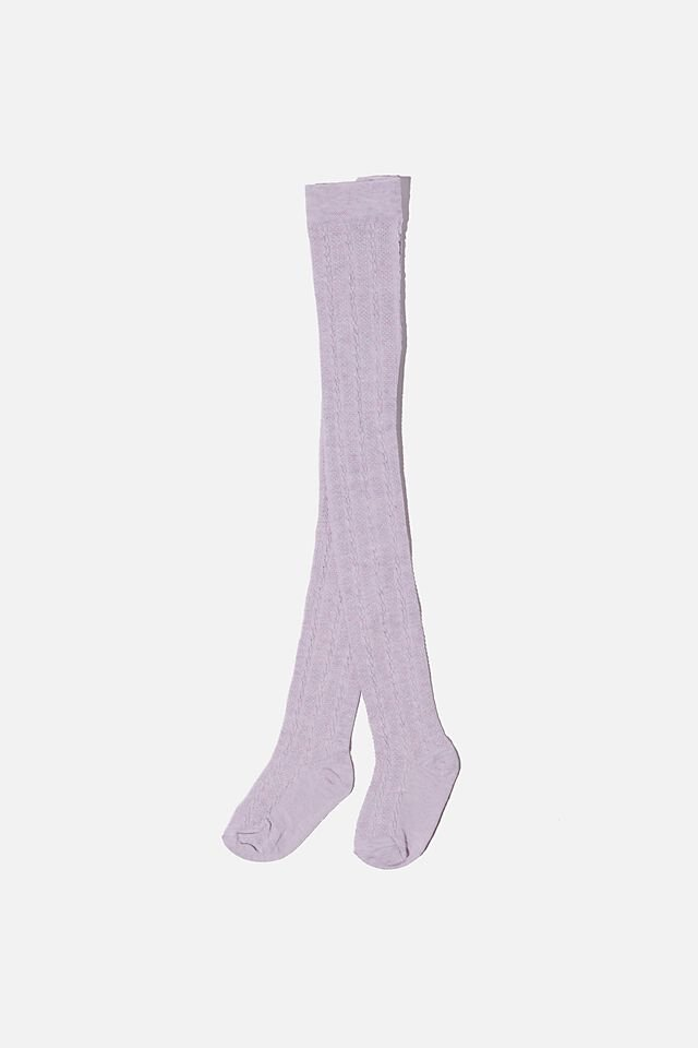 Tilly Tights, VINTAGE LILAC MARLE