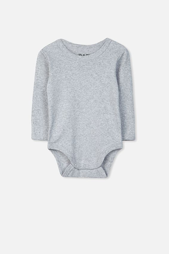 Newborn Long Sleeve Bubbysuit | Tuggl