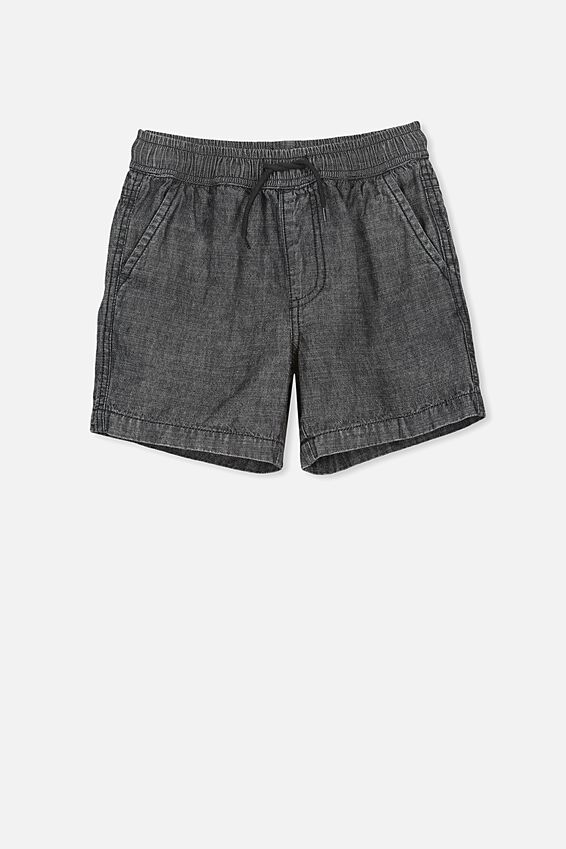 Ted Short, BLACK SNOW WASH
