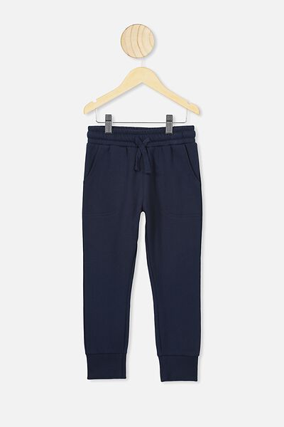 Heritage Trackpant, NAVY