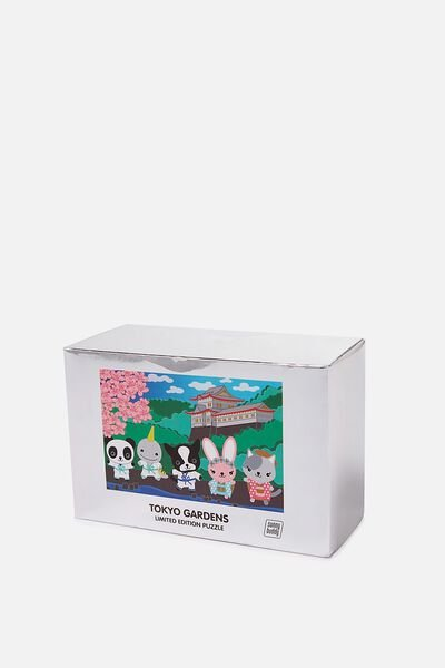 Sunny Buddy Puzzle, JAPAN GARDENS