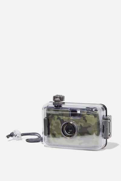 Kids Underwater Camera, CAMO