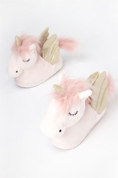 New Novelty Slipper, NEW PEGACORN