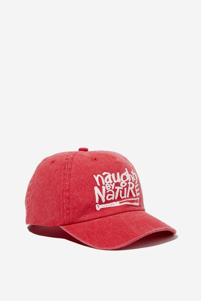Licensed Baseball Cap, LCN MT NAUGHTY BY NATURE
