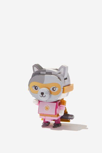 Sunny Buddy Blocks Character 150Pc, AVA SUPERHERO