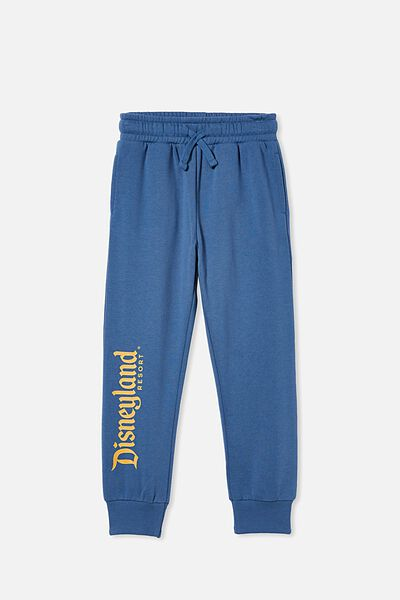 License Slouch Trackpant, LCN DIS PETTY BLUE / DISNEYLAND