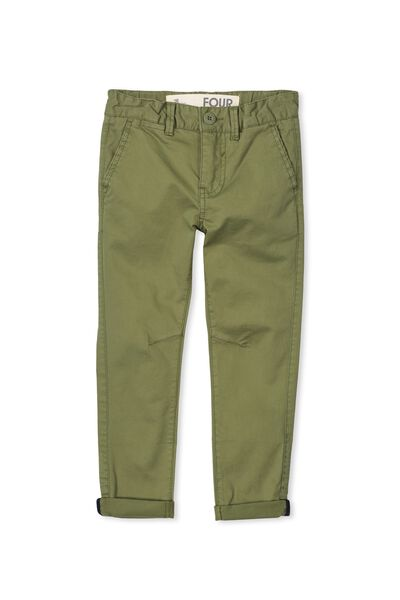 Jack Chino, WOODLAND GREEN