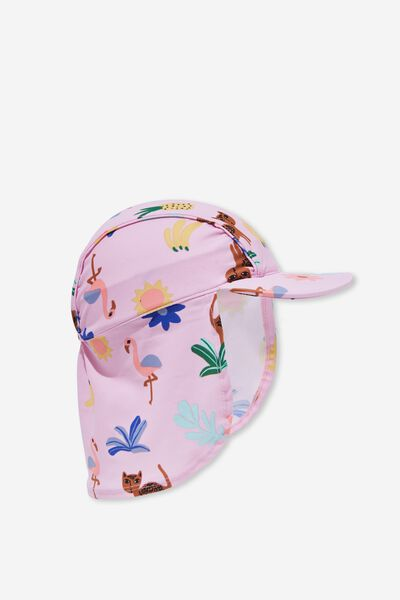 Swim Hat, MIXED/FLORAL