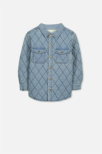 Sonny Jacket, CHAMBRAY