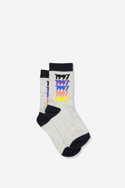 Fashion Kooky Socks, B KOOKY 1997