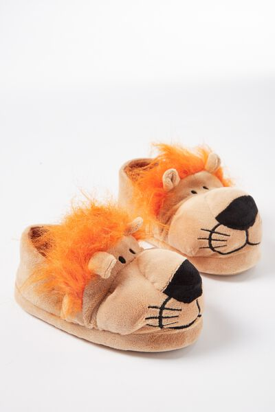 Novelty Slipper, LION