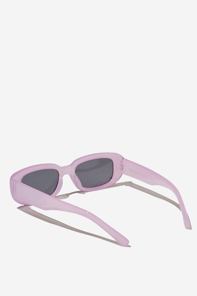 Kids Retro Sunglasses, PALE VIOLET
