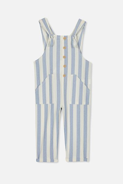 Madeleine Jumpsuit, BLUE/WHITE STRIPE