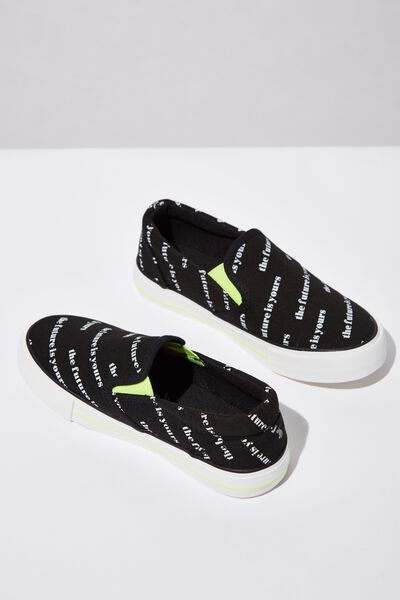 Classic Slip On, FUTURE IS YOURS