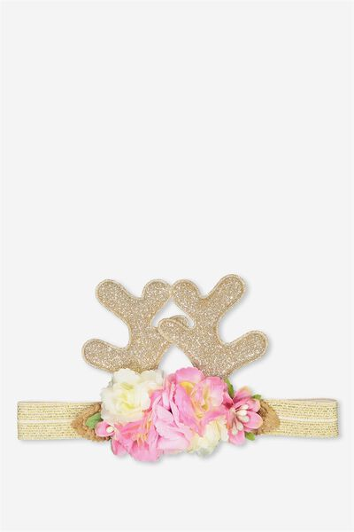 Baby Novelty Headband, REINDEER