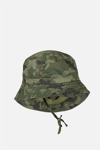 Kids Bucket Hat, CAMO