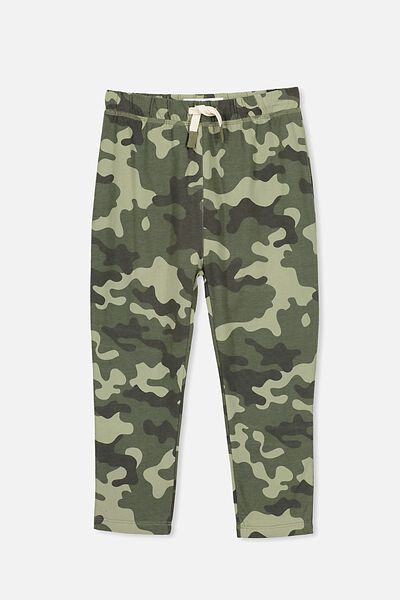 Brooklyn Slouch Pant, CAMO