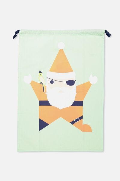 Kids Santa Sack, PIRATE SANTA
