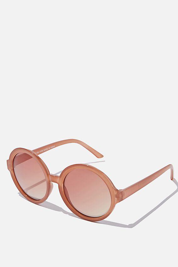 Kids Retro Sunglasses, MILKY CHUTNEY