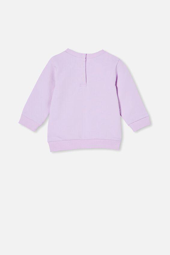 Disneyland Bobbi Sweater, LCN DIS PALE VIOLET/DISNEYLAND VINTAGE MINNIE