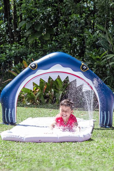 Inflatable Slide N Glide, SHARK