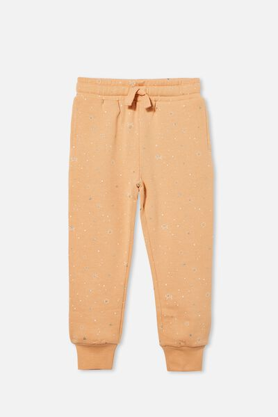 Marlo Trackpant, PEACHY/ NAIVE HEART