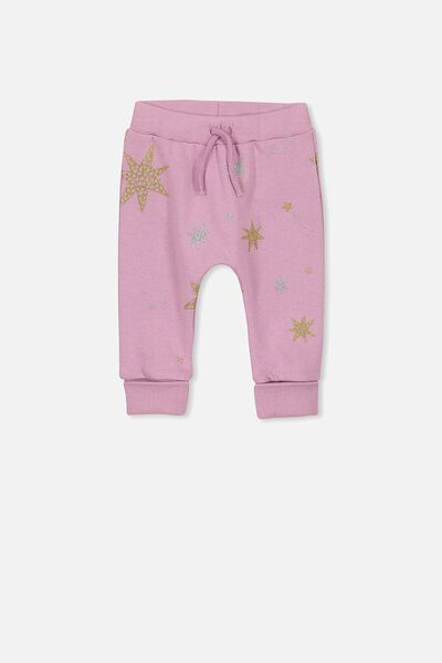 Shelby Trackpant, LILAC/STARS