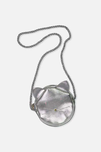 Kitty Bag, SILVER
