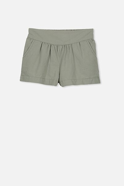 Callie Short, KHAKI GREEN