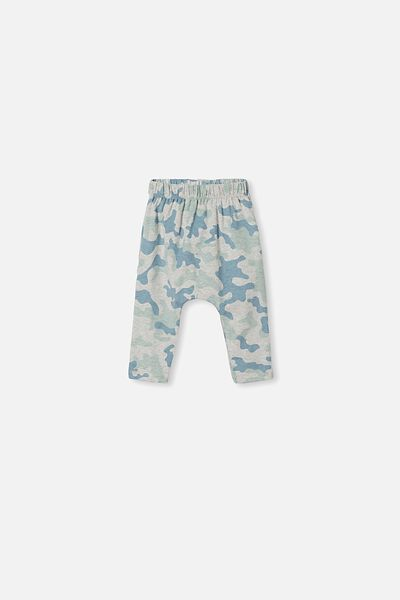 The Legging, CLOUD MARLE STONE GREEN CAMO