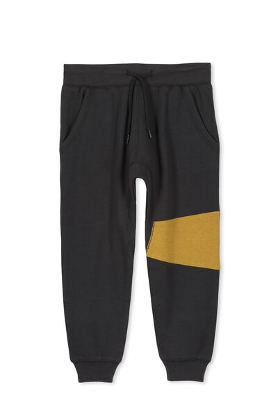 Luca Trackpant, PHANTOM/MUSTARD PANEL