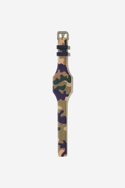 Magic Watch, GREEN CAMO