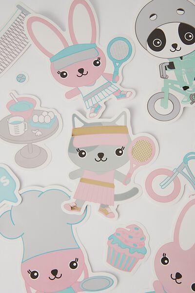 Sunny Buddy Wall Stickers, MIA