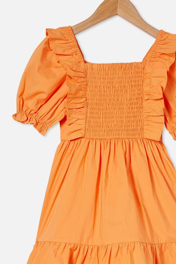 Love Short Sleeve Dress, MELON POP