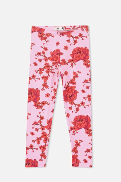 Huggie Tights, LILAC SACHET/BLOSSOM FLORAL