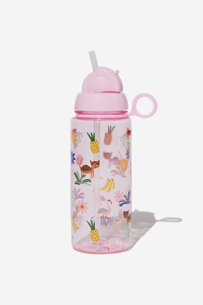 Spring Drink Bottle, ANIMAL QUIRKY