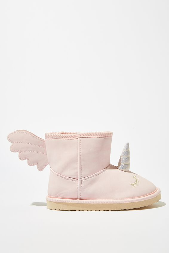 Novelty Low Rise Homeboot, UNICORN