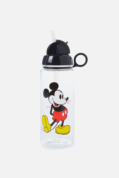 Spring Drink Bottle, LCN MICKEY MOUSE