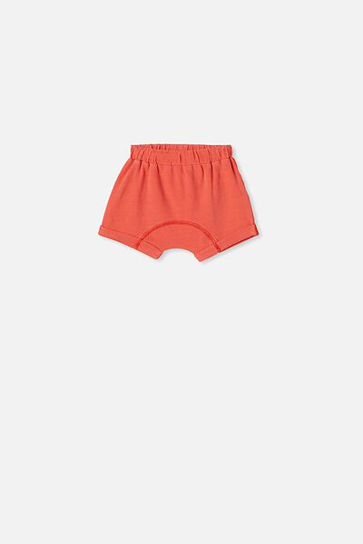 Sawyer Short, RED ORANGE