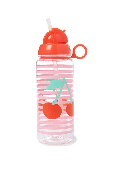 Spring Drink Bottle, CHERRY