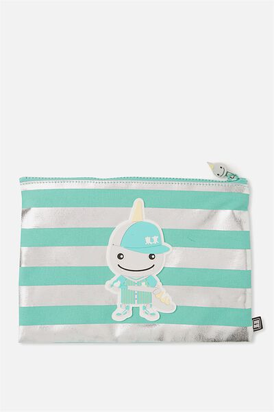 Sunny Buddy A4 Pencil Case, JACK