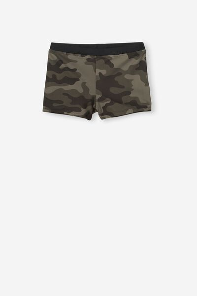 Billy Boyleg Swim Trunk, CAMO YARDAGE