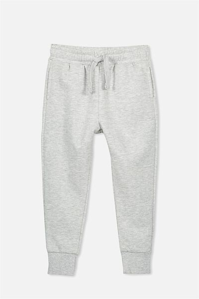 Lewis Trackpant, LIGHT GREY MARLE