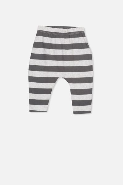 The Legging, CLOUD MARLE/GRAPHITE GREY STRIPE